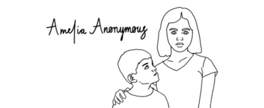 AMELIA ANONYMOUS Comes to Anywhere Festival 2019