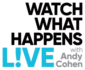 Scoop: Upcoming Guests on WATCH WHAT HAPPENS LIVE WITH ANDY COHEN, 10/21-10/25