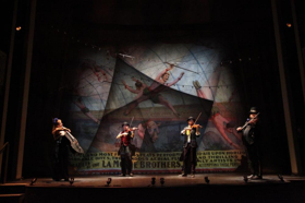 String Quartet Ethel Celebrates the Circus at BAM 11/14-17