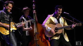 Thrasher-Horne Center Presents ONE NIGHT IN MEMPHIS