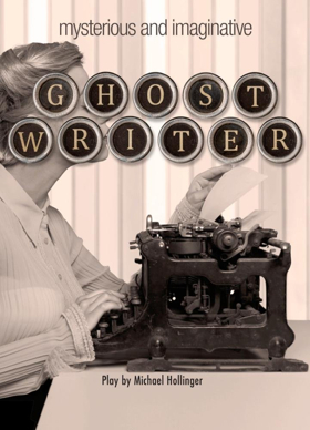 Riverside Theatre Presents Michael Hollinger's GHOST-WRITER