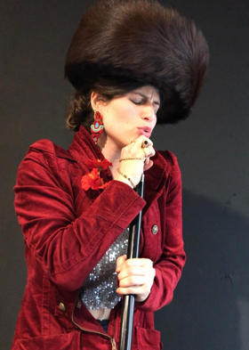 New Yiddish Rep Presents Lea Kalisch in IN LOVE WITH A DREAM