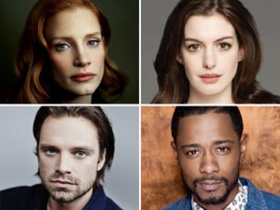 Jessica Chastain, Anne Hathaway and More Complete Cast of THE CHILDREN'S MONOLOGUES Benefit at Carnegie Hall