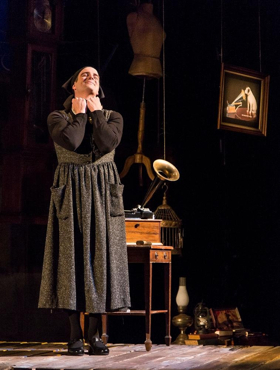 BWW Review: Laguna Playhouse Stages Gripping Pulitzer Prize winning I AM MY OWN WIFE