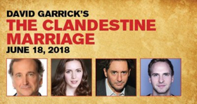 Red Bull Theater Concludes 2017-18 Revelation Readings With THE CLANDESTINE MARRIAGE