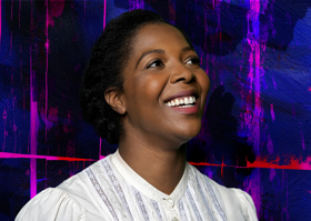T'Shan Williams Replaces Seyi Omooba in THE COLOR PURPLE