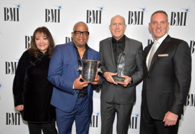 Terence Blanchard Honored as a BMI Icon
