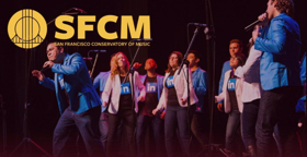 San Francisco Conservatory of Music Hosts Techapella 2017