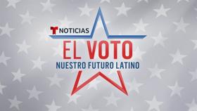 Noticias Telemundo Announces Details of EL VOTO, NUESTRO FUTURO LATINO