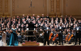 BWW Review: Oratorio Society Gives SANCTUARY to the Underground Railroad at Carnegie Hall