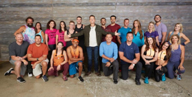 CBS Presents a 'Reality Showdown' on the New Season of THE AMAZING RACE