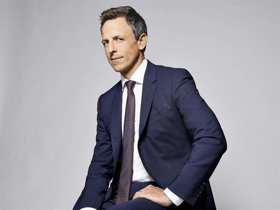 It's Official! Seth Meyers to Host 75TH ANNUAL GOLDEN GLOBE AWARDS on NBC