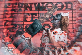 Miami's WYNWOOD FEAR FACTORY Completes Its Third Edition With Great Success