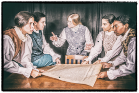 JCompany Youth Theatre's All-Female 1776 Closes This Weekend