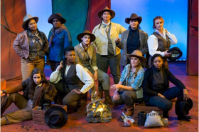 BWW Review: MEN ON BOATS at New Village Arts