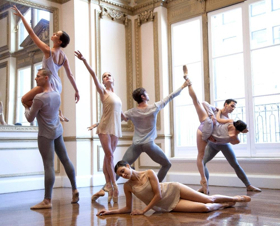 Barak Ballet Announces Two World Premieres At The Broad Stage
