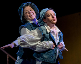 BWW Review: Laugh 'Til You Cry- ROSENCRANTZ AND GUILDENSTERN ARE DEAD At Fells Point Corner Theatre