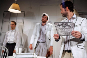 BWW Review: THE DIARY OF A NOBODY, King's Head Theatre