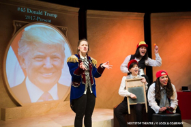 BWW Review: 45 PLAYS teaches us about 45 PRESIDENTS