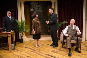 BWW Review: World Premiere ALL SAVE ONE at Washington Stage Guild