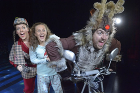 HORRIBLE HISTORIES - HORRIBLE CHRISTMAS Comes to Alexandra Palace Theatre This December
