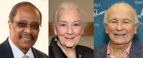 Breaking: Harold Wheeler, Rosemary Harris & Terrence McNally Will Be Honored for Lifetime Achievement at the 2019 Tony Awards