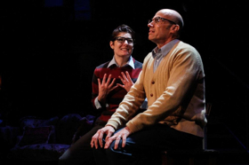 BWW Review: Phoenix Theatre Presents FUN HOME ~ Ayers, Ferracane, and Wolf Shine