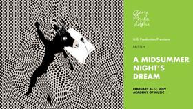 Robert Carsen's Classic Staging Of Britten's A MIDSUMMER NIGHT'S DREAM Will Have U.S. Premiere