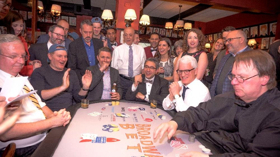 BROADWAY BETS Raises Record-Breaking $295,100 for BC/EFA