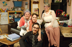 Hostos Center Presents UrbanTheater Company In Marco Rodriguez' ASHES OF LIGHT