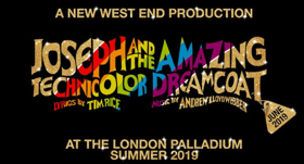 Book Tickets Now For JOSEPH AND THE AMAZING TECHNICOLOR DREAMCOAT