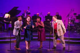 BWW Review: THE ALL NIGHT STRUT! Is Sensational at The Redhouse