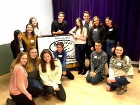 BWW Blog: Taking Derek Klena's Masterclass!