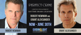 GUIDING LIGHT Stars Join Cast Of PERFECT CRIME To Celebrate Its 33rd Year