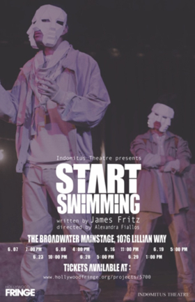 START SWIMMING to Debut as Part of Hollywood Fringe Fest