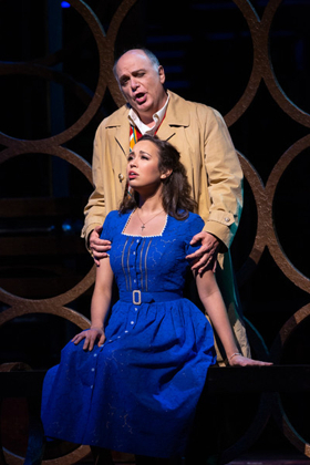 BWW Review: Laugh a Little, Cry a Little for Met's Well-Sung RIGOLETTO