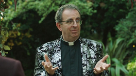 Reverend Richard Coles to Guest Star in BBC One's HOLBY CITY