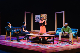 BWW Review: Keegan Theatre's Feisty GOD OF CARNAGE