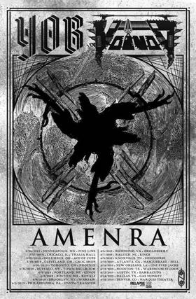 Amenra Prepare For North American Tour