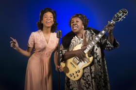 Legendary Musical Duo Brought to Life in MARIE AND ROSETTA at TheatreWorks