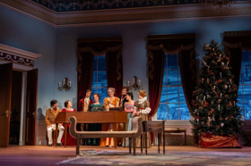 BWW Review: Pioneer Theatre Company's MISS BENNET: CHRISTMAS AT PEMBERLEY is Truly Enjoyable