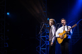 BWW Review: THE SIMON AND GARFUNKEL STORY, Lyric Theatre