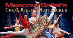 The McCallum Theatre Presents Moscow Ballet's GREAT RUSSIAN NUTCRACKER