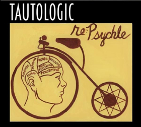 Prog Ensemble Tautologic Releases 'Re:Psychle' An Album of Songs About Chicago
