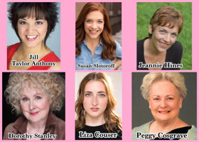 STEEL MAGNOLIAS Begins at Playhouse on Park Tonight