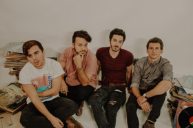 Here's To You Announces Upcoming Single Release 'Burning Alive'