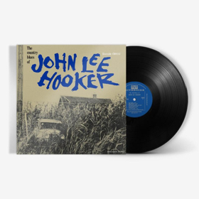 Craft Recordings to Release 60th Anniversary Reissue for 'The Country Blues of John Lee Hooker'