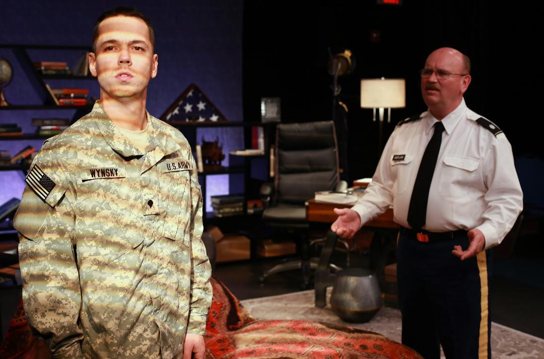 BWW Review: BOOGIEBAN, Compelling, Emotionally Gripping World Premiere at None-Too-Fragile