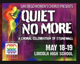 San Diego Women's Chorus To Premiere Tribute To Stonewall