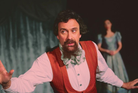 Independent Shakespeare Co. Presents A CHRISTMAS CAROL WITH CHARLES DICKENS